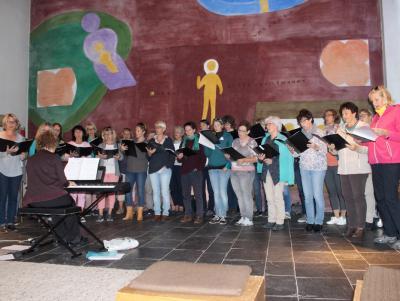Chorreise St. Gerold